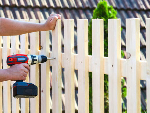 fence repair near me