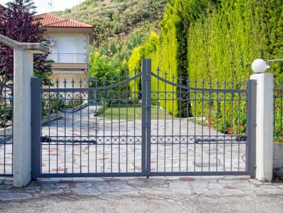 gate installation company san mateo