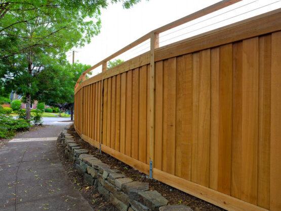 fence repair milbrae ca