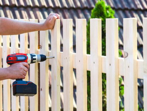 fence installation burlingame ca